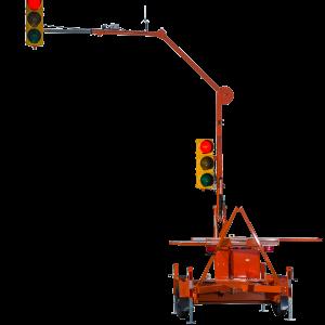 Portable Traffic Signals